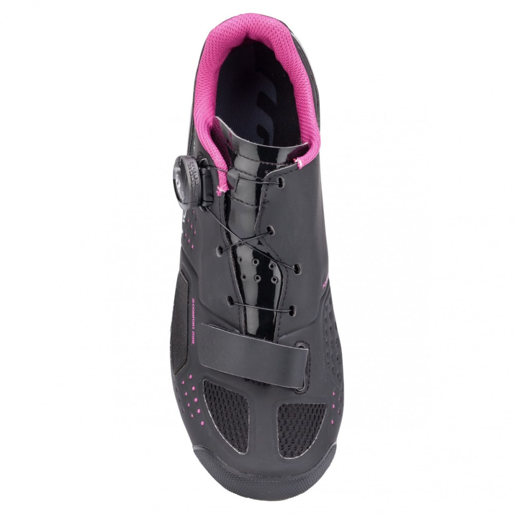 LOUIS GARNEAU Women's Granite Ii Cycling Shoes - BLACK