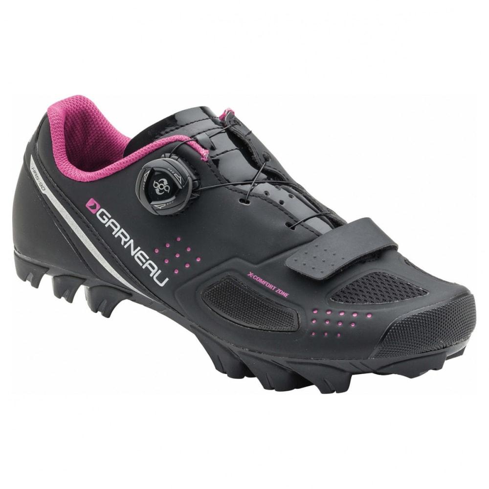 LOUIS GARNEAU Women's Granite Ii Cycling Shoes - BLACK