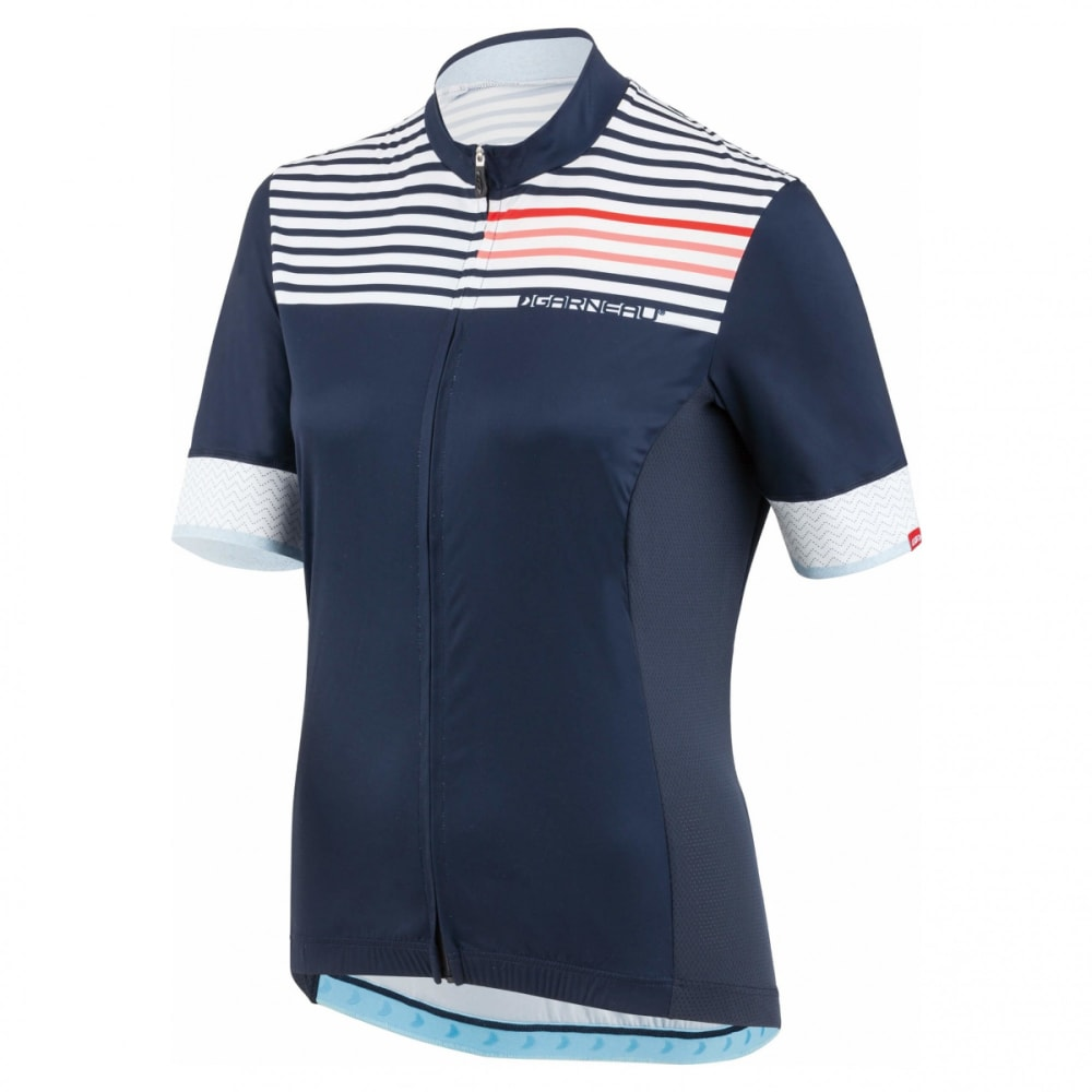 LOUIS GARNEAU Women's Equipe 2 Cycling Jersey - MINIMALIST