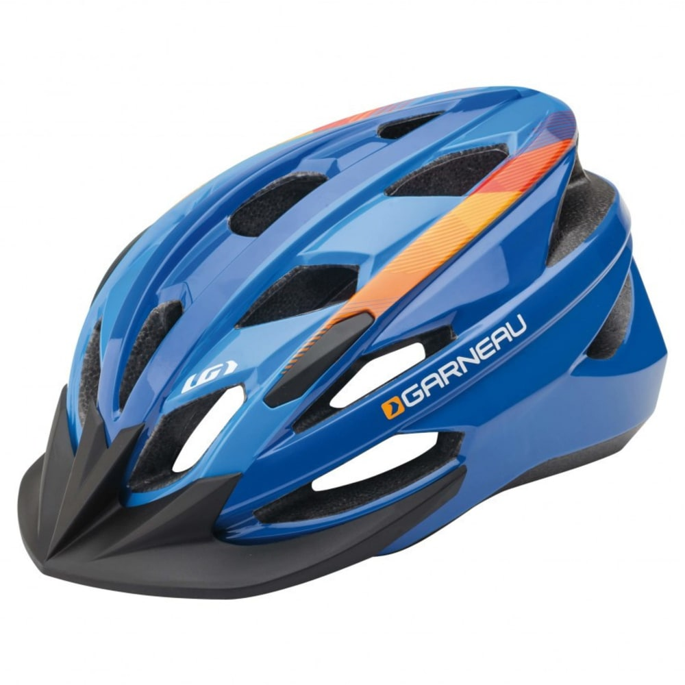 LOUIS GARNEAU Youth Nino Cycling Helmet - BLUE