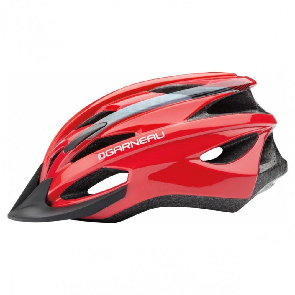 LOUIS GARNEAU Youth Nino Cycling Helmet - RED