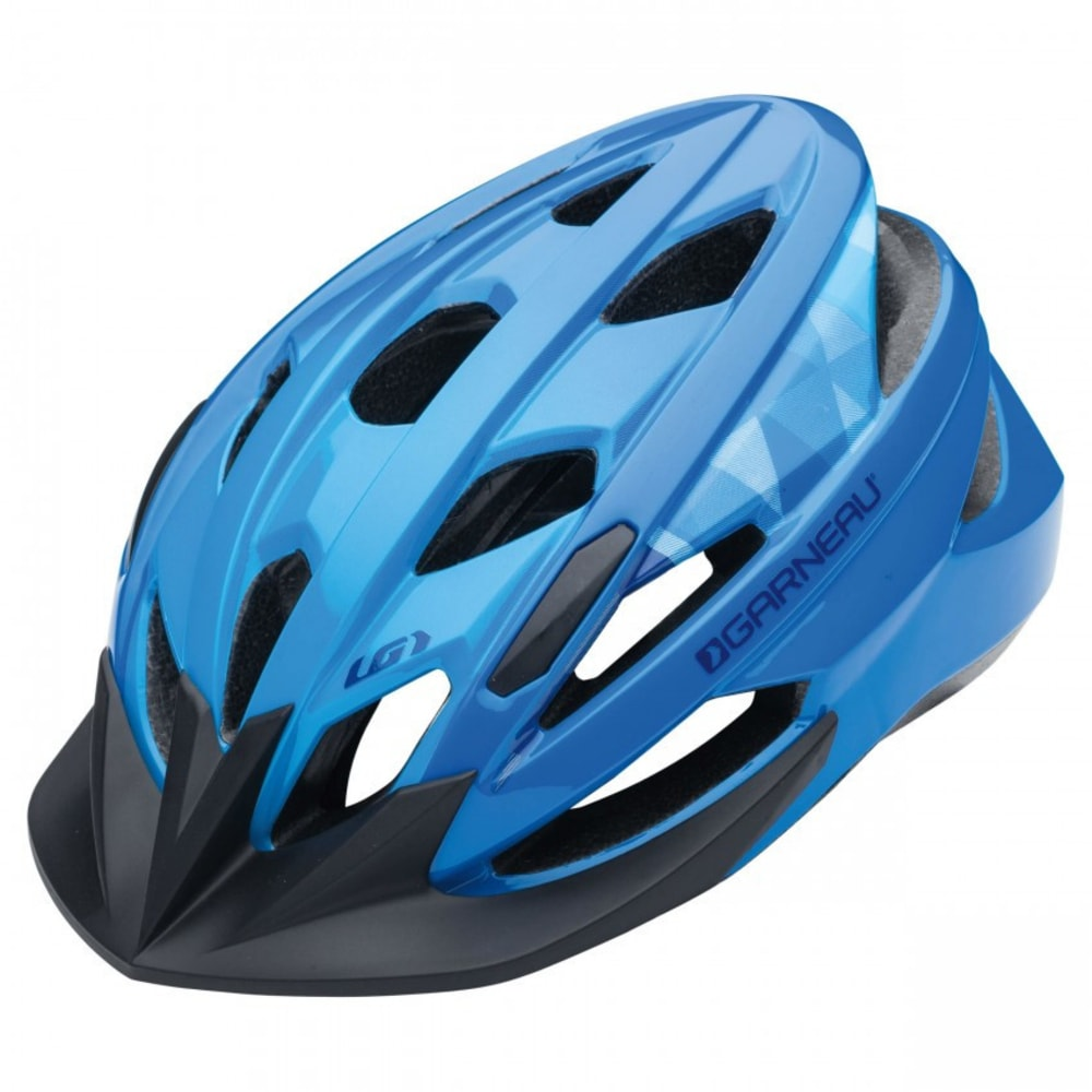 LOUIS GARNEAU Youth Razz Cycling Helmet - BLUE