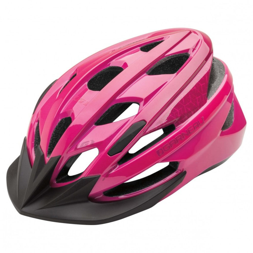 LOUIS GARNEAU Youth Razz Cycling Helmet - PINK