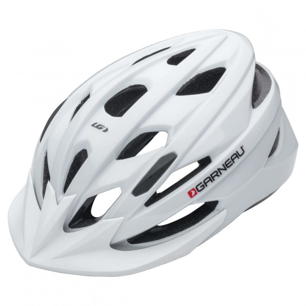 LOUIS GARNEAU Women's Tiffany Cycling Helmet - WHITE