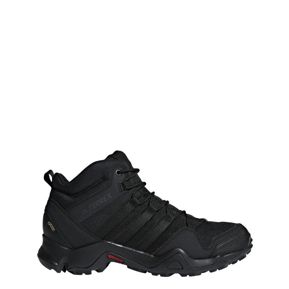 ADIDAS Men's Terrex Ax2r Mid Gtx Hiking Boots - BLACK/BLACK/BLACK