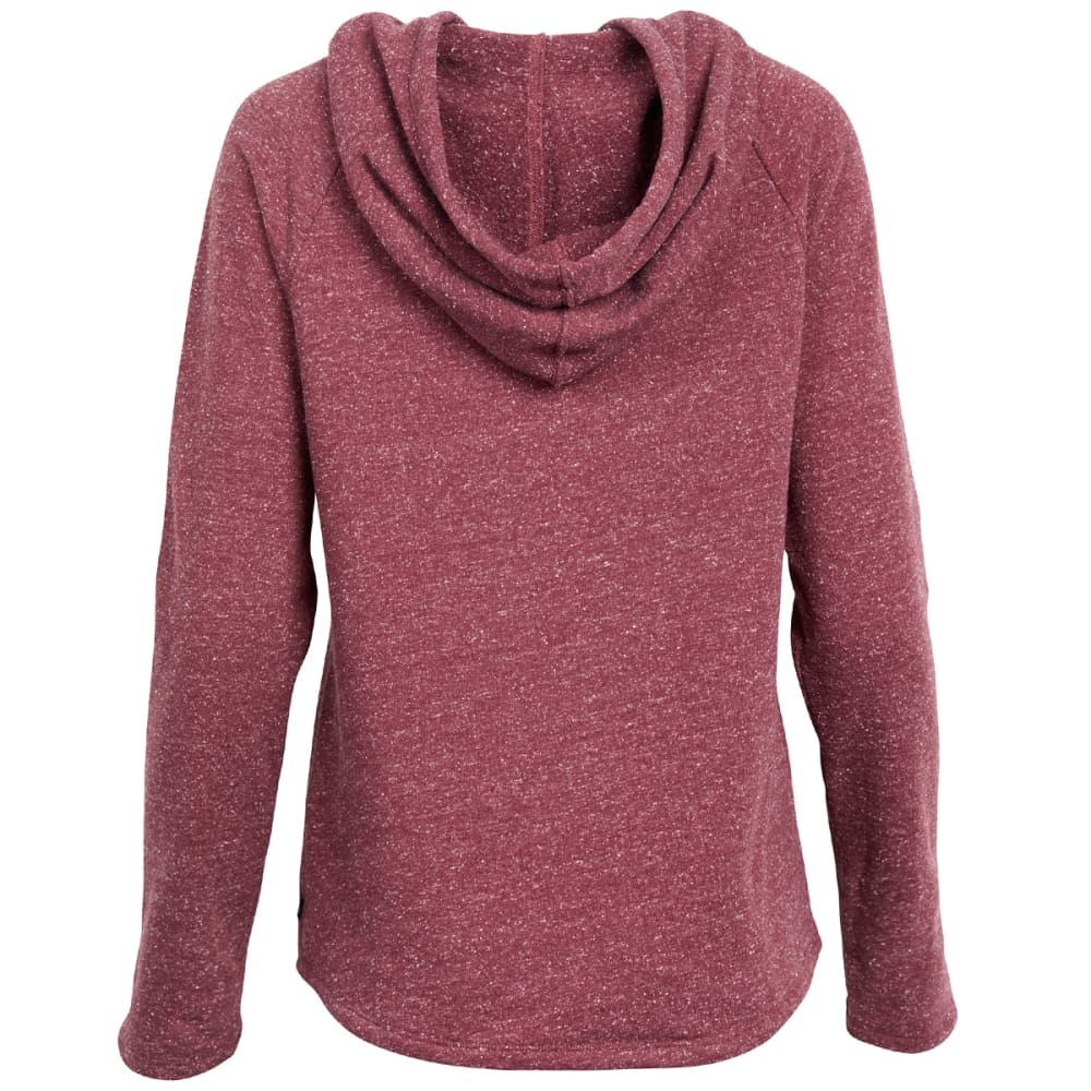 UNITED BY BLUE Women's Parks Pennant Pullover Hoodie - MAROON