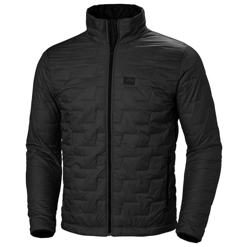 HELLY HANSEN Men's Lifaloft Insulator Jacket - BLACK MATTE
