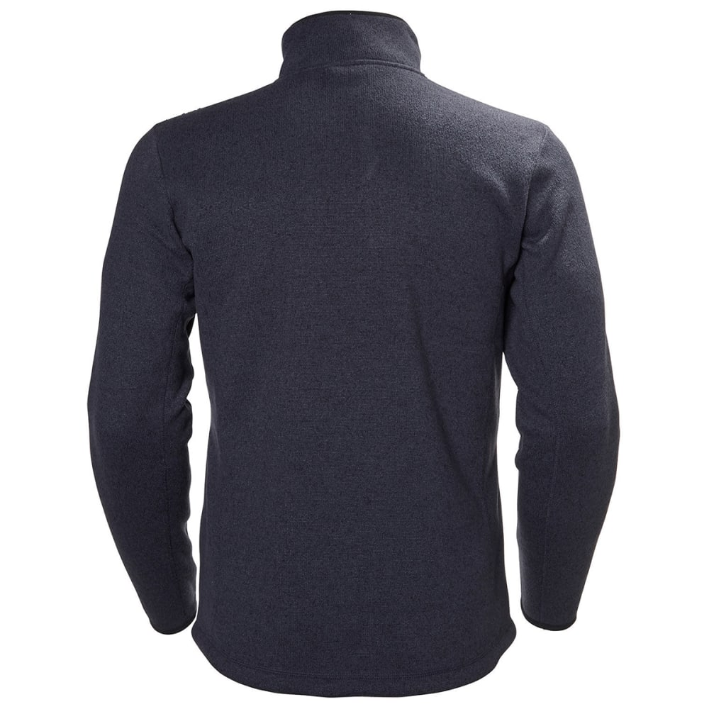 HELLY HANSEN Men's November Propile Fleece Jacket - GRAPHITE BLUE 995