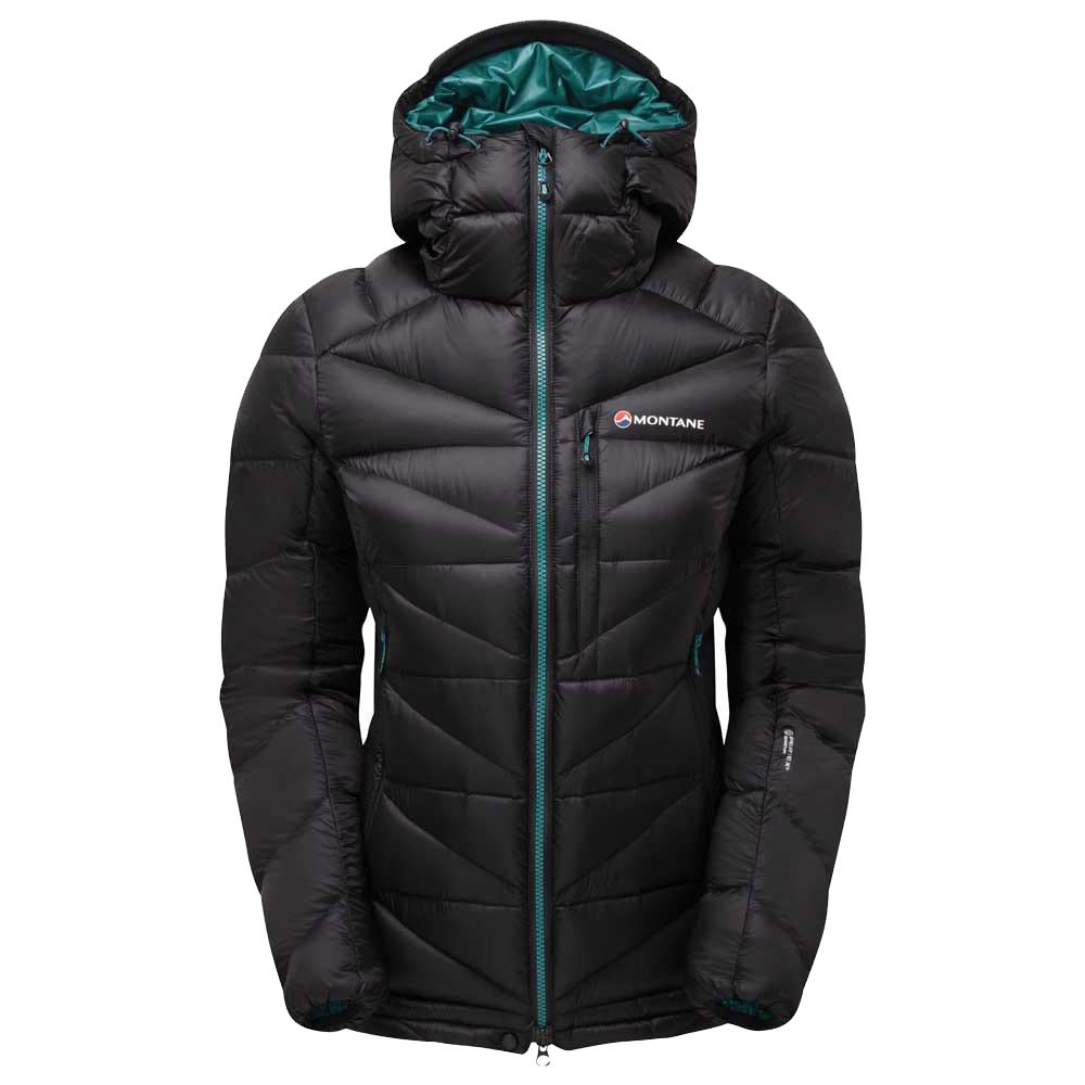 MONTANE Women's Anti-Freeze Jacket - BLACK
