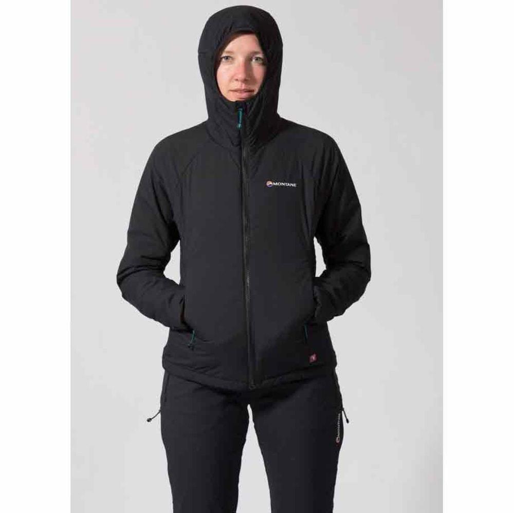 MONTANE Women's Prismatic Jacket - BLACK