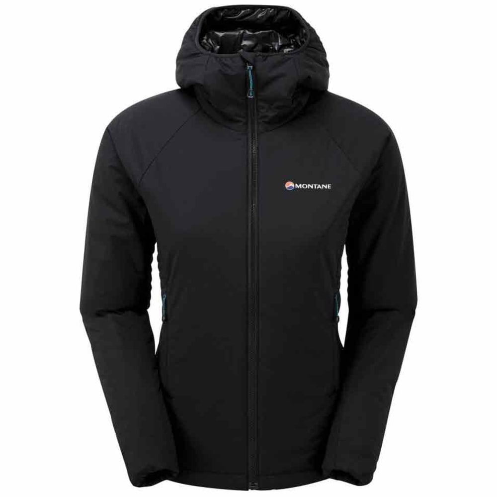 MONTANE Women's Prismatic Jacket - BLACK