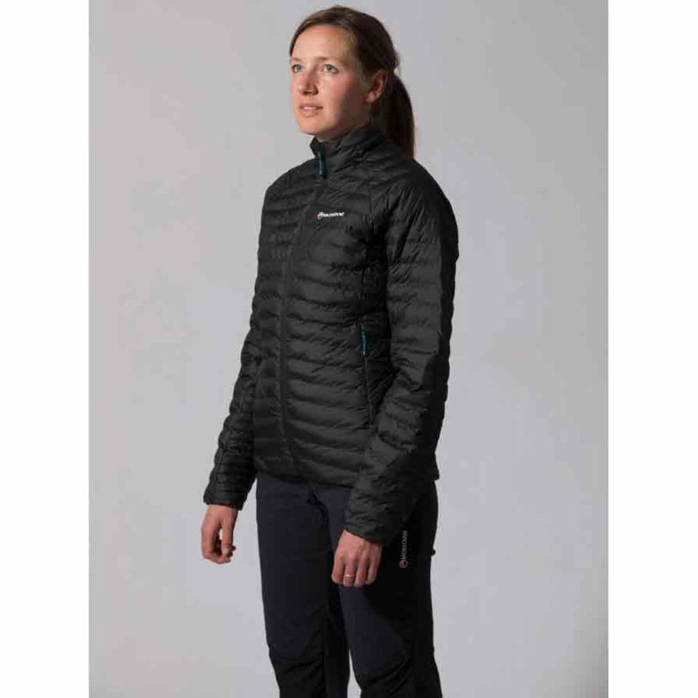 MONTANE Women's Phoenix Micro Jacket - BLACK