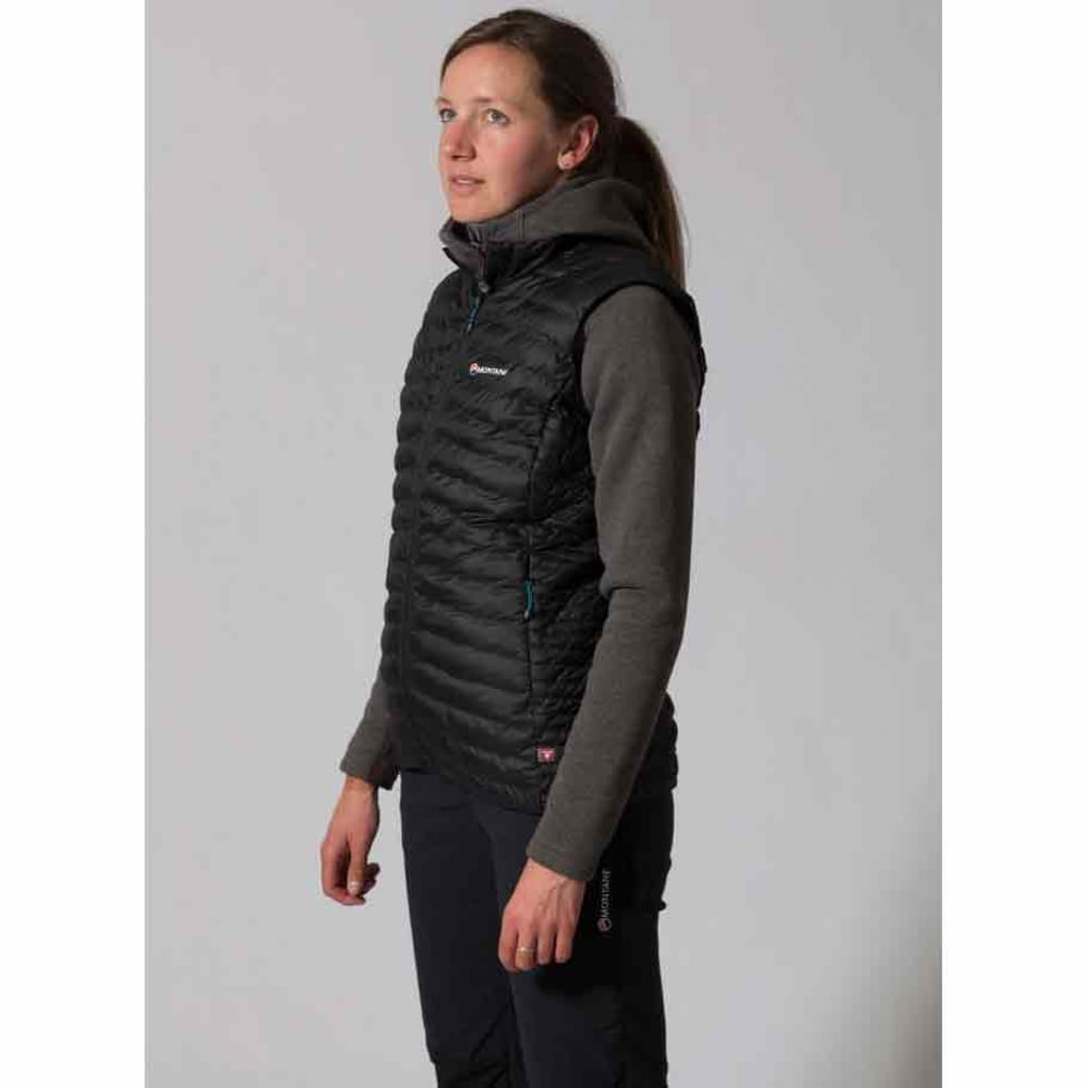 MONTANE Women's Phoenix Vest - BLACK