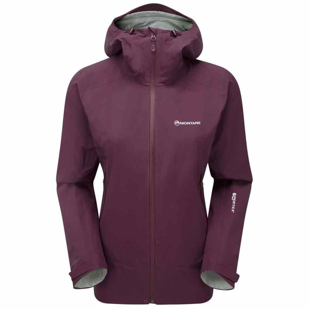 MONTANE Women's Ultra Tour Jacket - SASKATOON BERRY