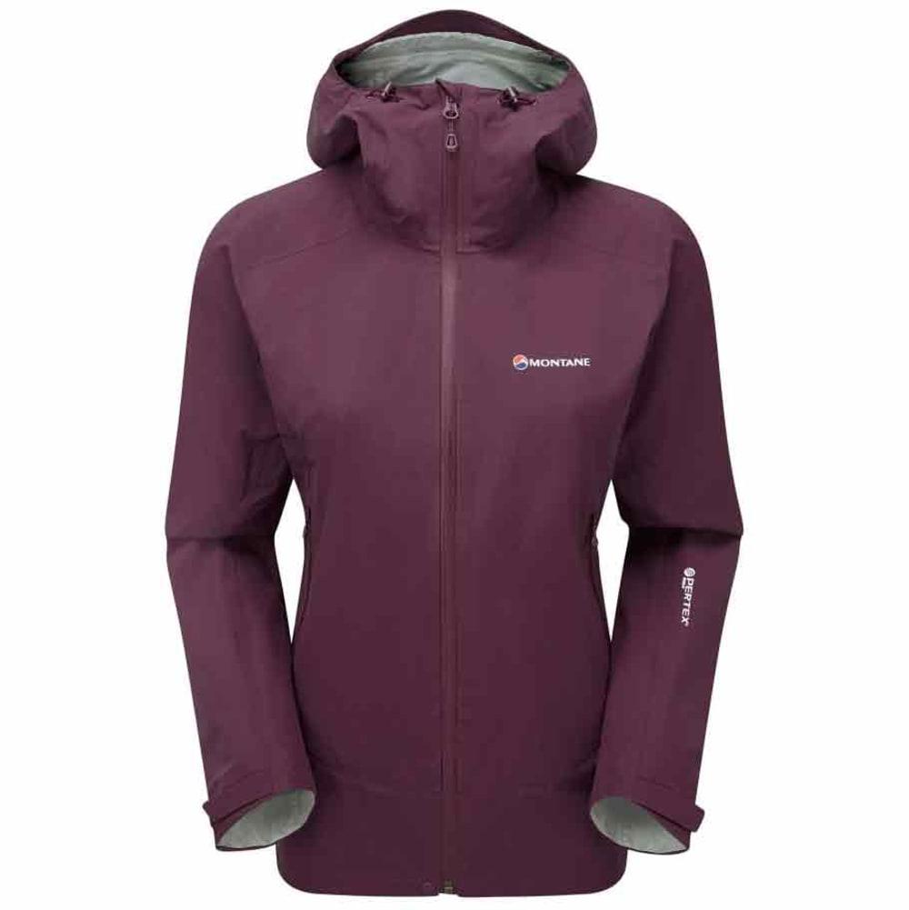 MONTANE Women's Ultra Tour Jacket - SASKATOON BERRY