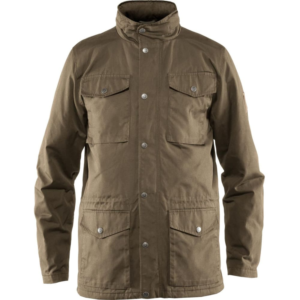 FJALLRAVEN Men's Raven Padded Jacket - KHAKI
