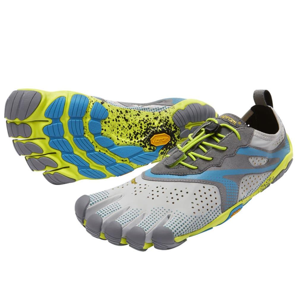 VIBRAM FIVEFINGERS Men's V-Run Trail Running Shoes - OYSTER