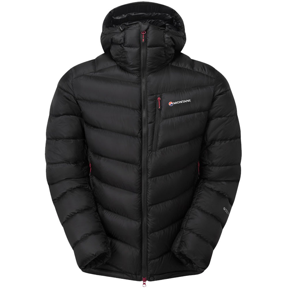 MONTANE Men's Anti-Freeze Jacket - BLACK
