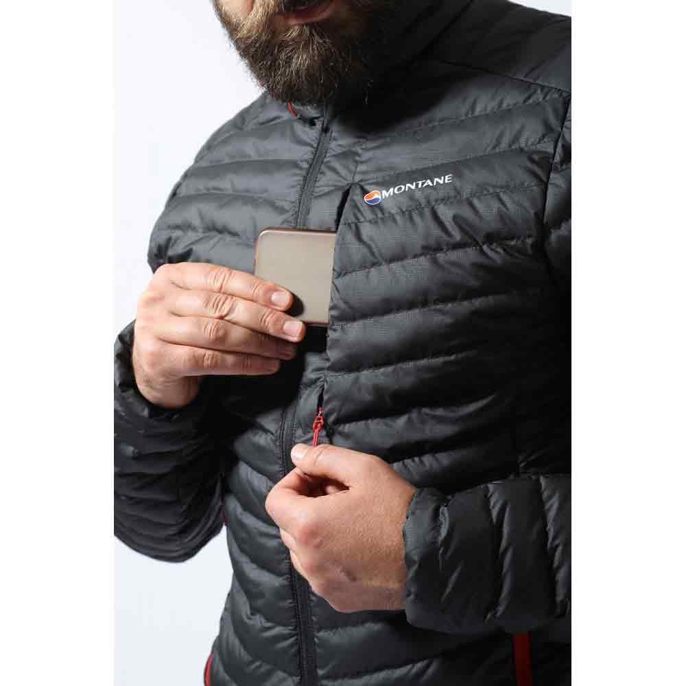 MONTANE Men's Icarus Micro Jacket - BLACK