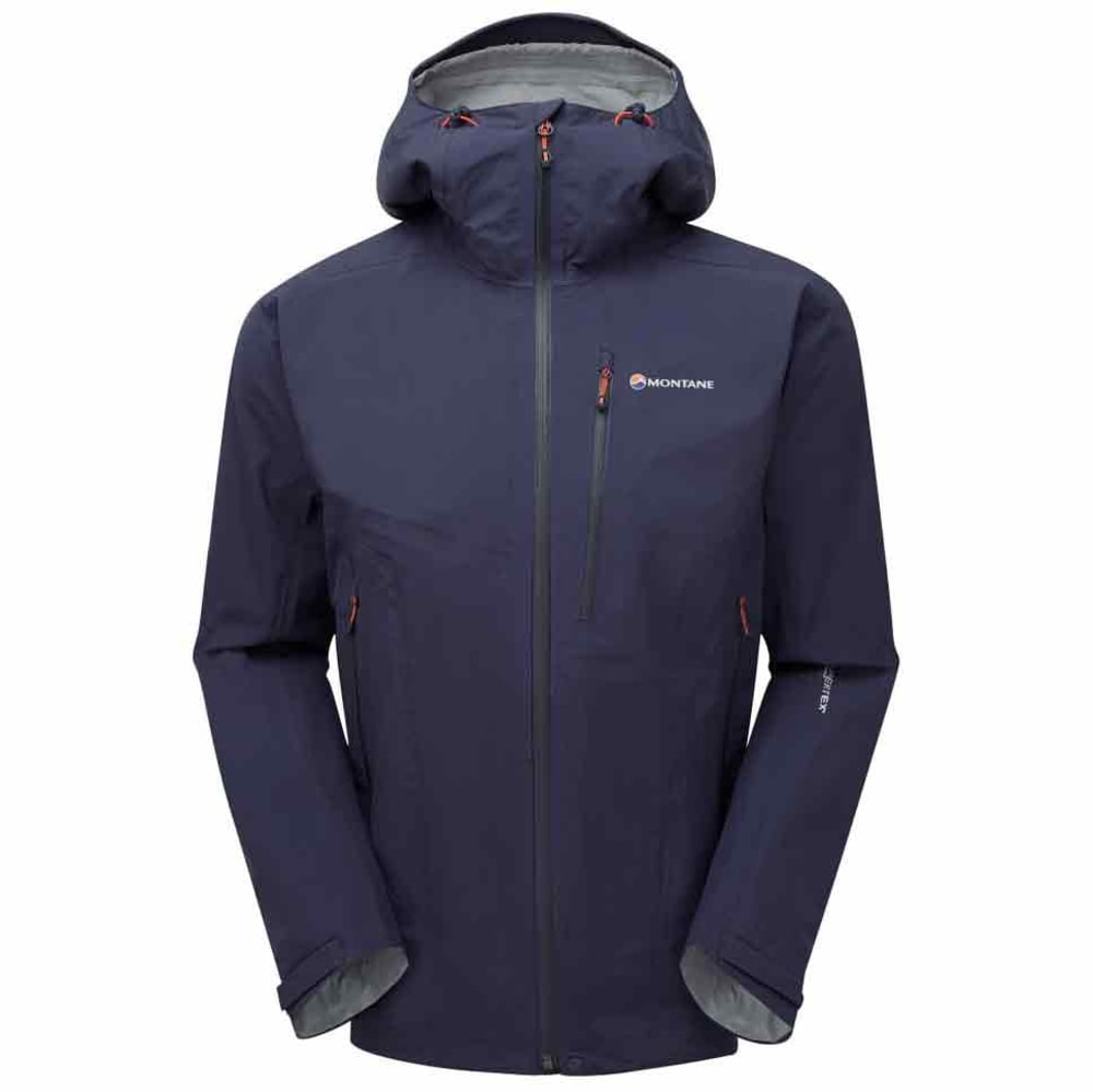 MONTANE Men's Ultra Tour Jacket - ANTARTIC BLUE