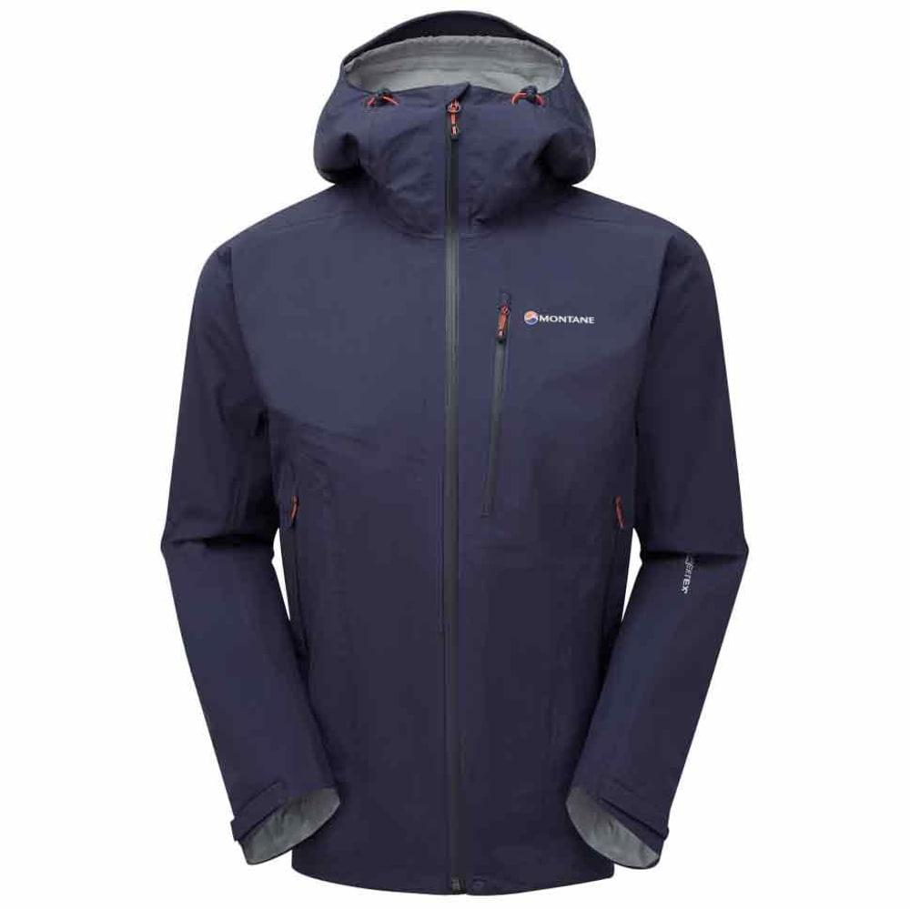 MONTANE Men's Ultra Tour Jacket - ANTARTIC BLUE