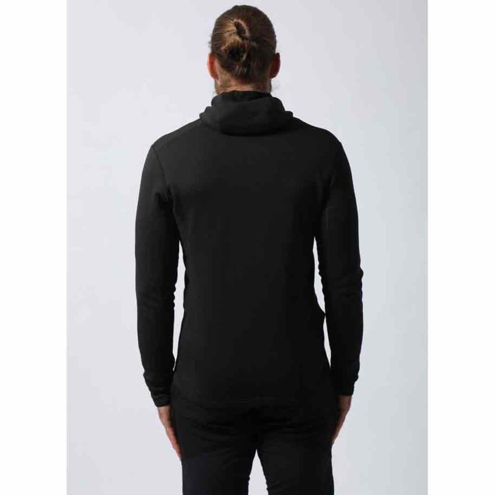 MONTANE Men's Iridium Hybrid Hoodie - BLACK