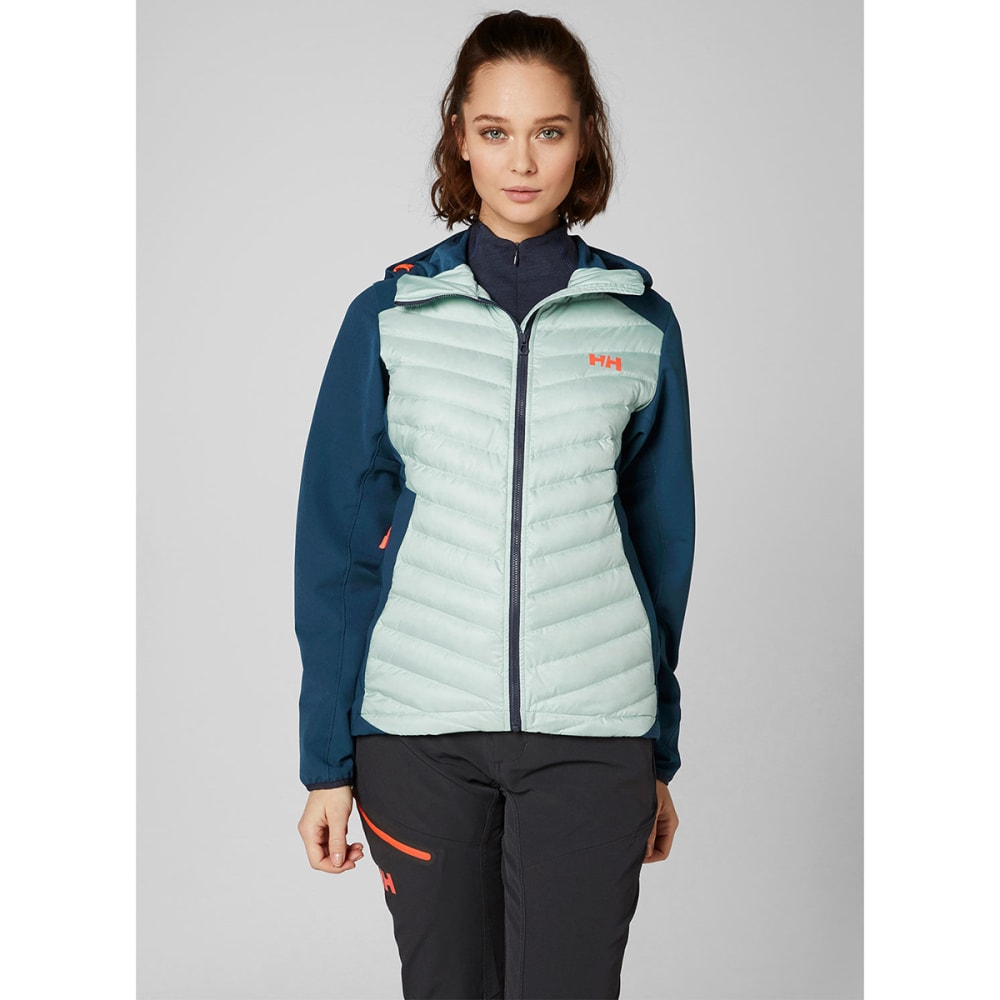 HELLY HANSEN Women's Verglas Light Jacket - BLUE HAZE