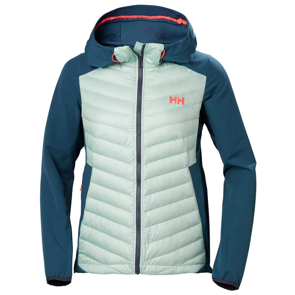 HELLY HANSEN Women's Verglas Light Jacket - BLUE HAZE