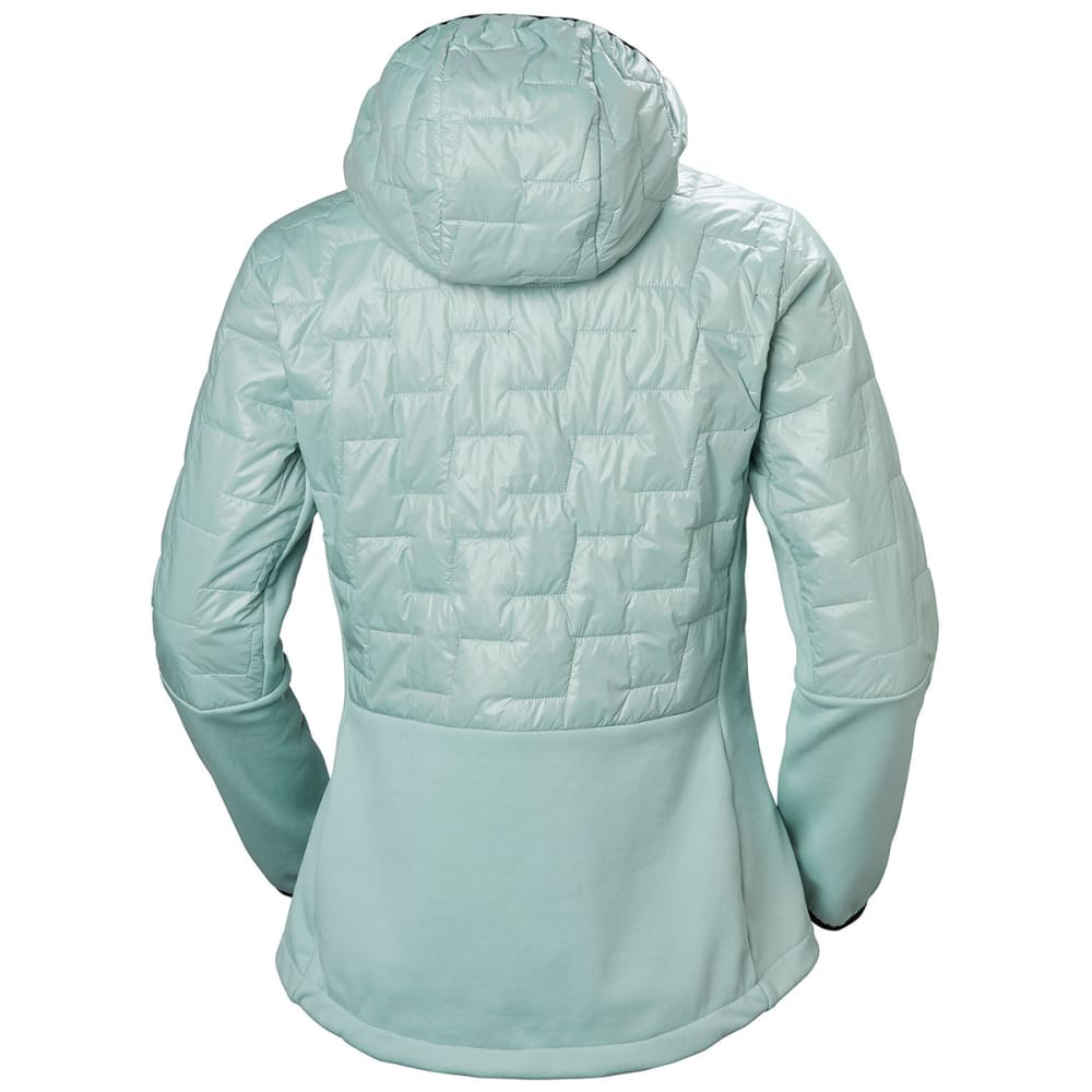 HELLY HANSEN Women's Lifaloft Hybrid Insulator Jacket - BLUE HAZE