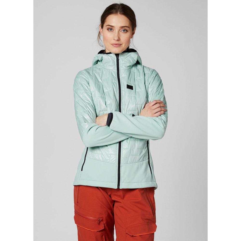 HELLY HANSEN Women's Lifaloft Hybrid Insulator Jacket - BLUE HAZE