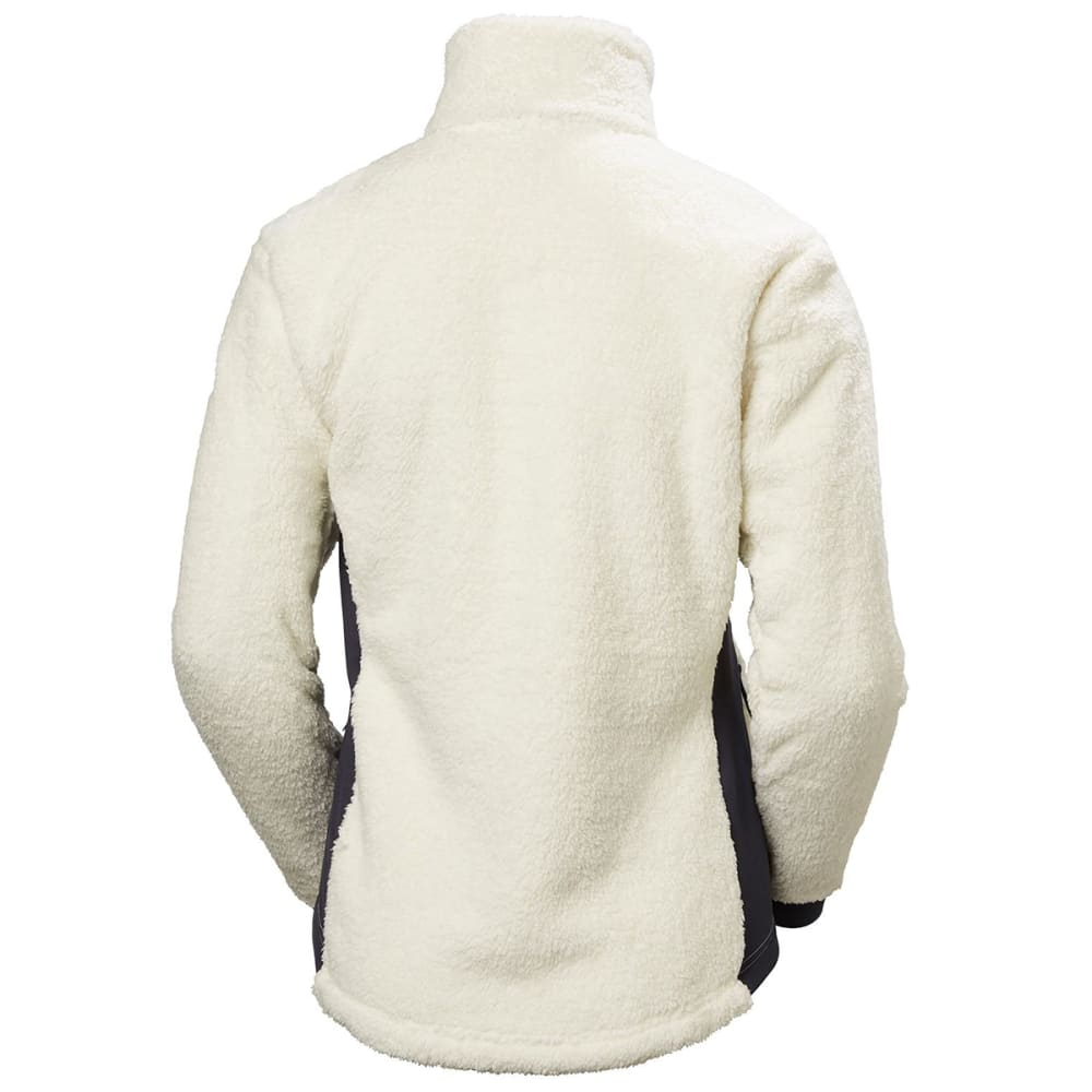 HELLY HANSEN Women's Precious Fleece Jacket - OFF WHITE