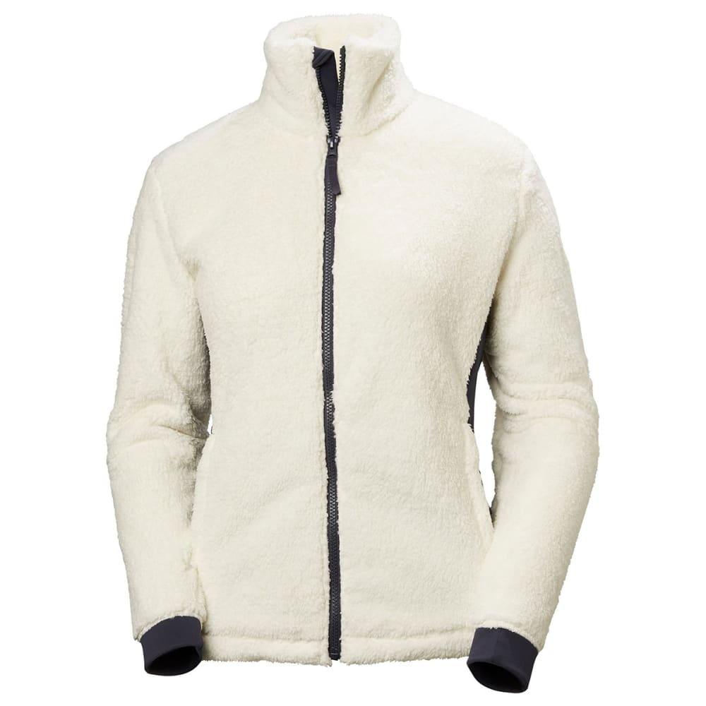 HELLY HANSEN Women's Precious Fleece Jacket - OFF WHITE