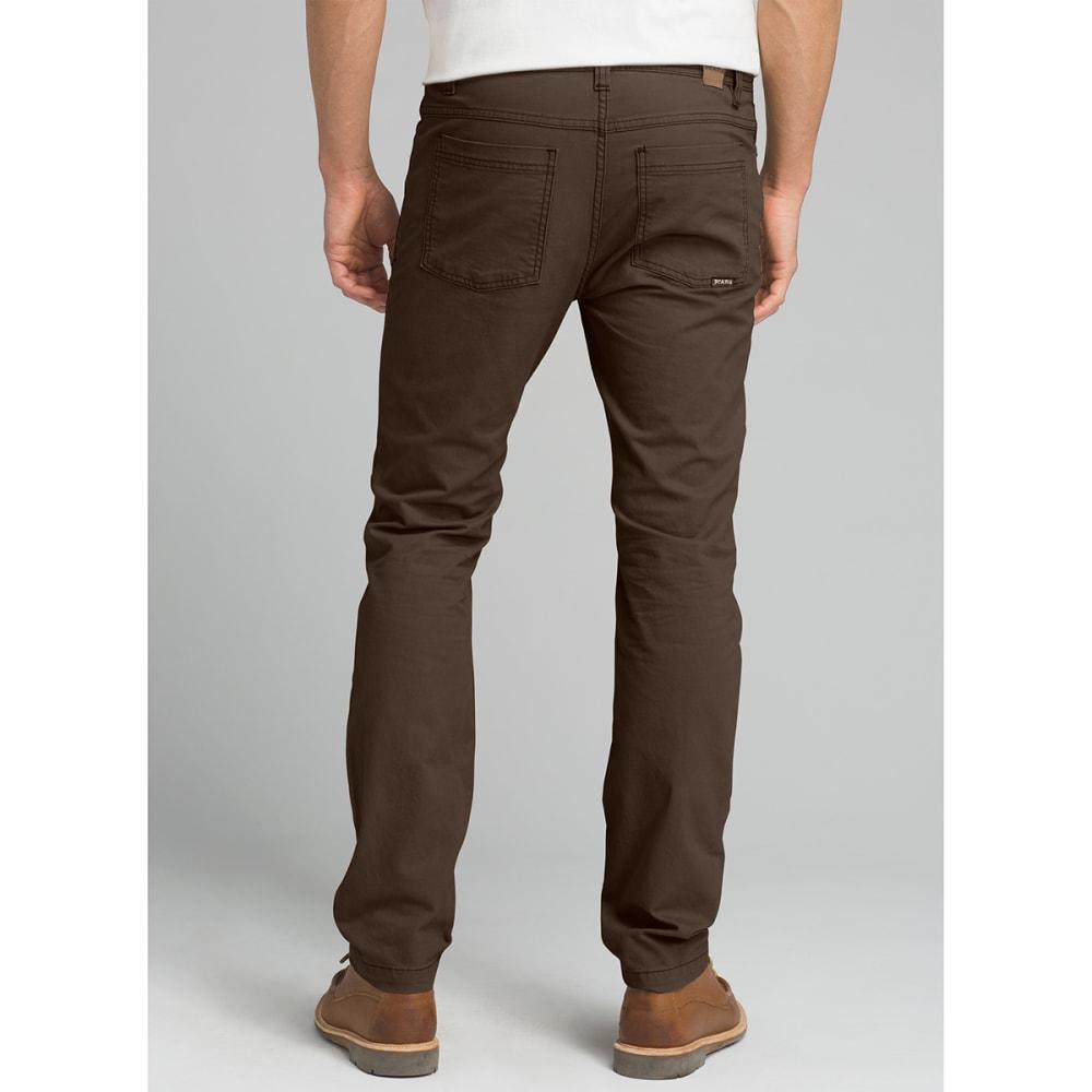 PRANA Men's Brion Pants, 30 in. Inseam - COFFEE BEAN