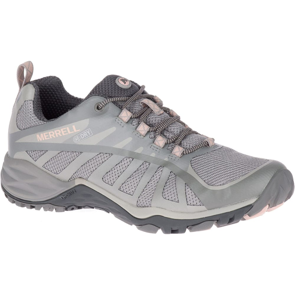 MERRELL Women's Siren Edge Q2 Waterproof Low Hiking Shoes - FROST J46610
