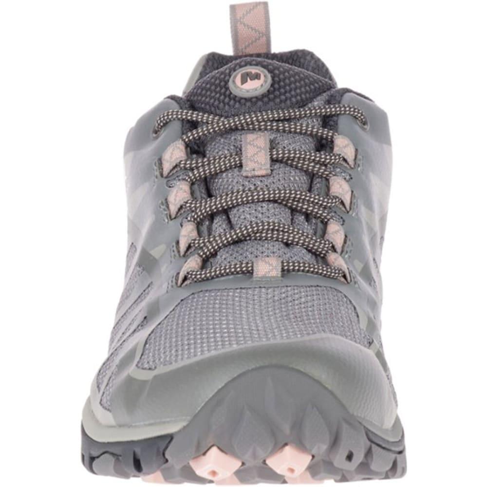 MERRELL Women's Siren Edge Q2 Low Hiking Shoes - FROST
