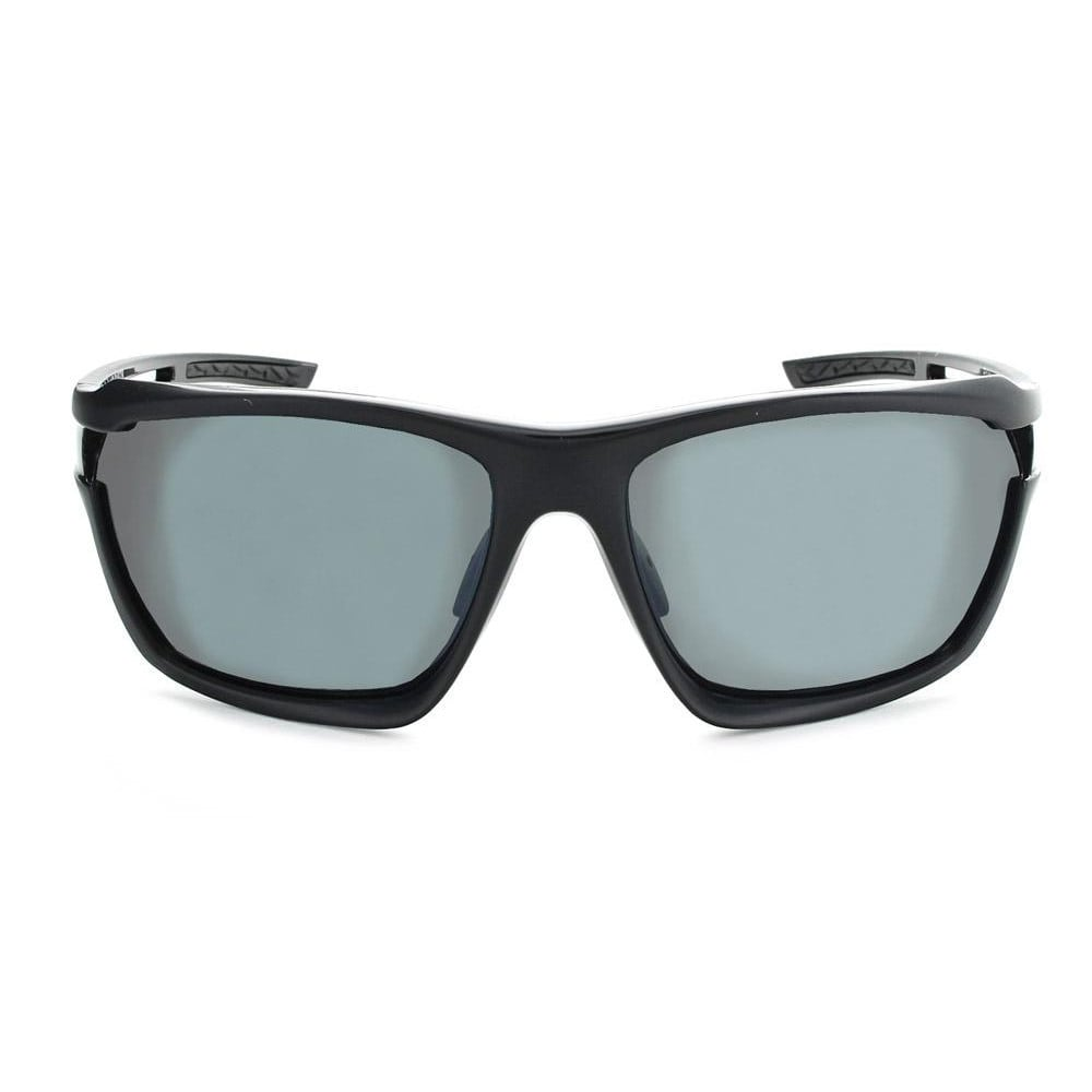 OPTIC NERVE Unisex Variant Polarized Sunglasses, Two-Tone Black - BLACK
