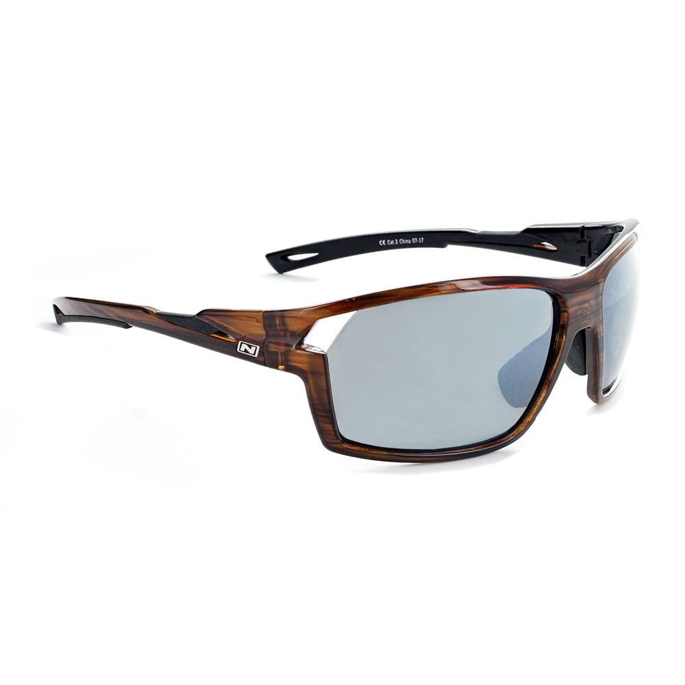 OPTIC NERVE Primer Sunglasses - BLACK
