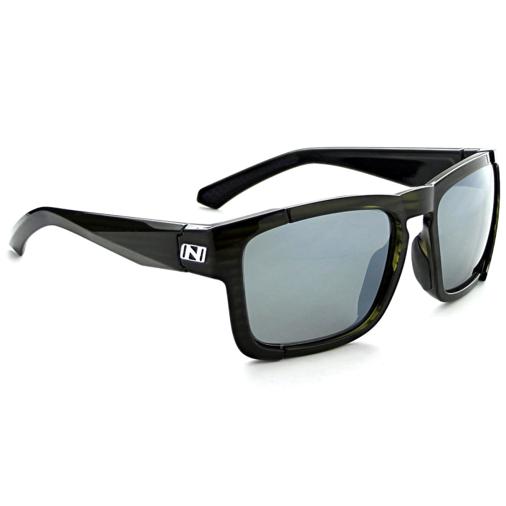 OPTIC NERVE Vettron Polarized Sunglasses - DRIFTWOOD GREEN