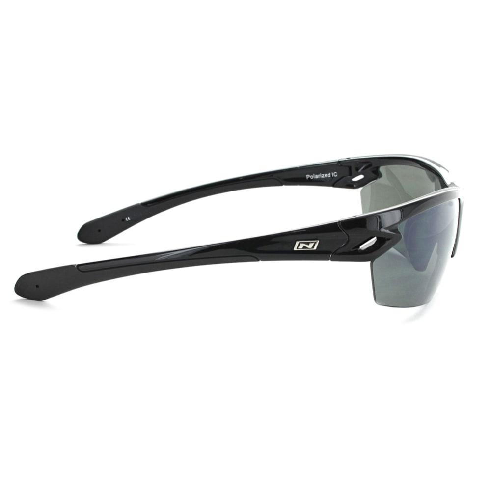 OPTIC NERVE Voodoo Sunglasses - BLACK