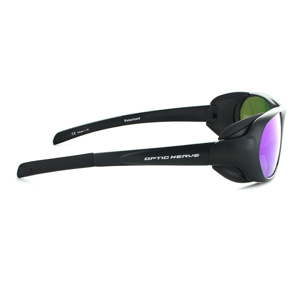 OPTIC NERVE Roger That Sunglasses - BLACK