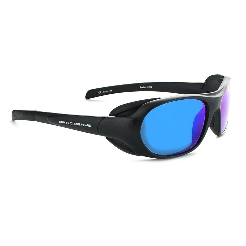 OPTIC NERVE Roger That Sunglasses - BLACK