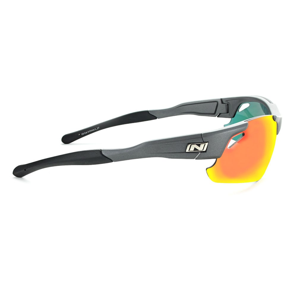 OPTIC NERVE Neurotoxin 3.0 Sunglasses - MATTE CARBON