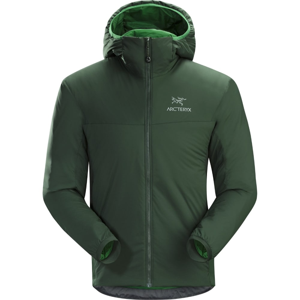 ARC'TERYX Men's Atom LT Hoody - CONIFER