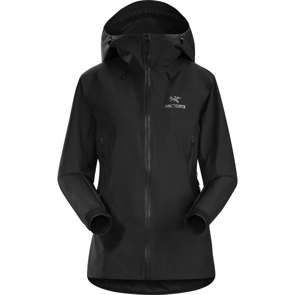 ARC'TERYX Women's Beta SL Hybrid Jacket - BLACK