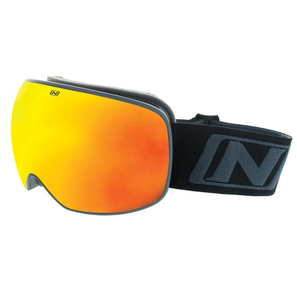 OPTIC NERVE San Juan Goggles - MATTE CARBON