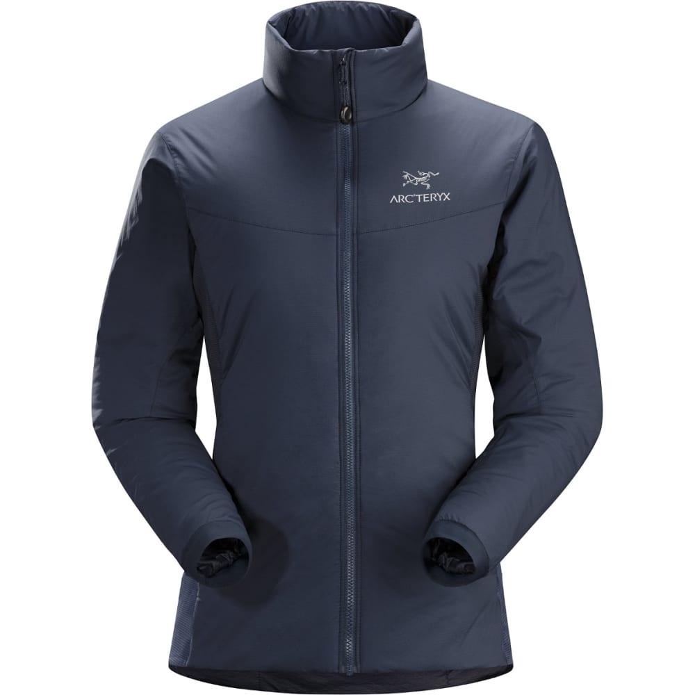 ARC'TERYX Women's Atom LT Jacket - BLACK SAPPHIRE