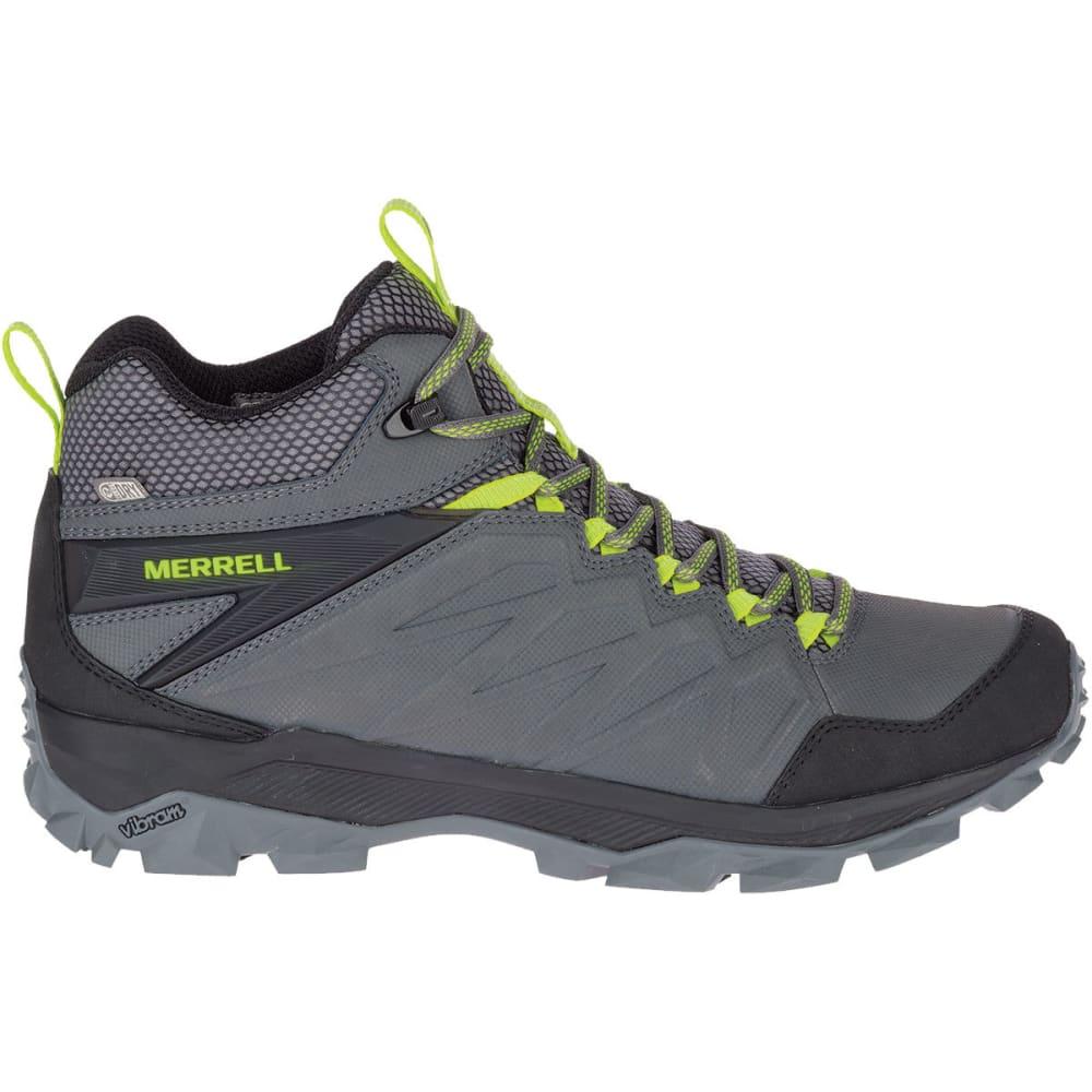 MERRELL Men's 6 in. Thermo Freeze Waterproof Insulated Storm Boots - CASTLEROCK