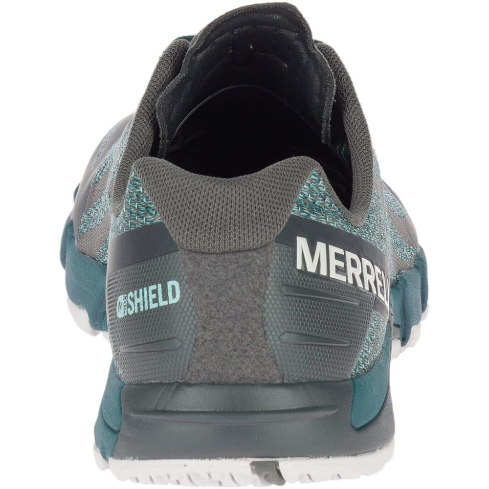 MERRELL Men's Bare Access Flex Shield Trail Running Shoes - HYPERNATURE