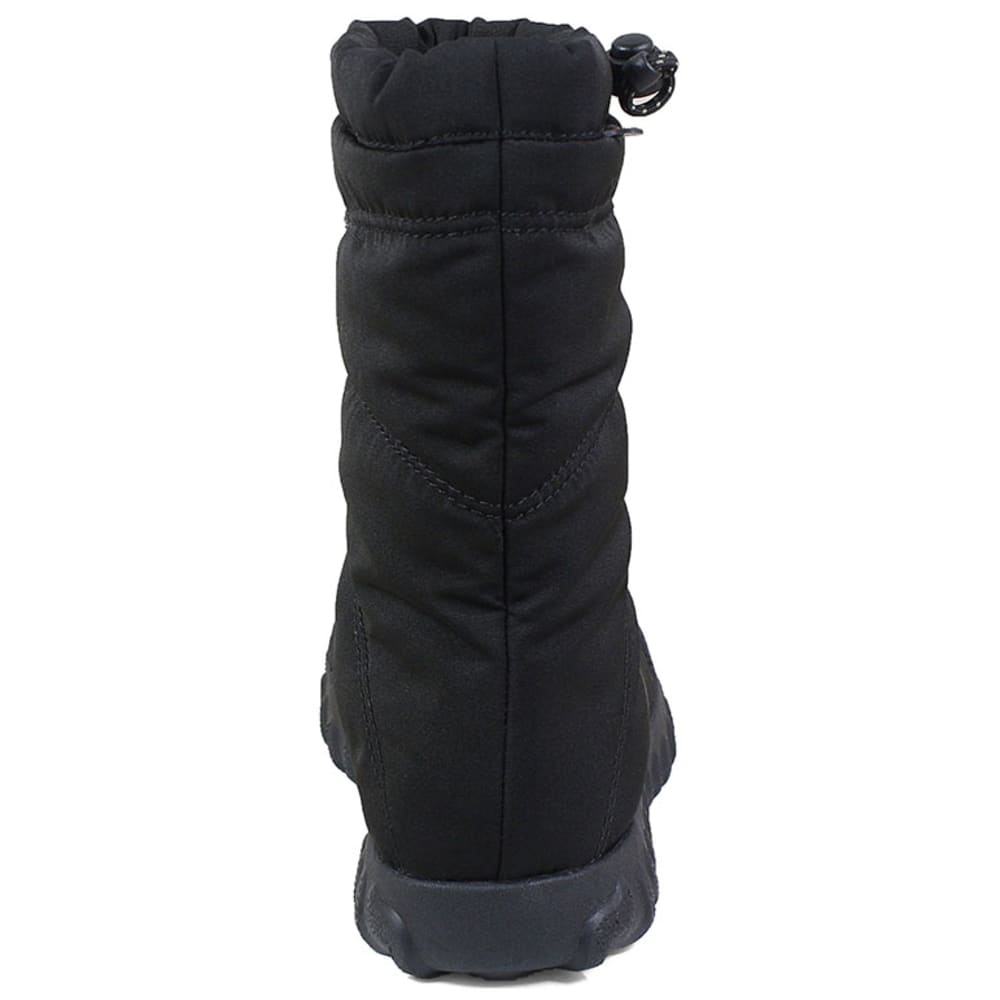 BOGS Women's 9 in. B Puffy Waterproof Insulated Mid Storm Boots - BLACK-001