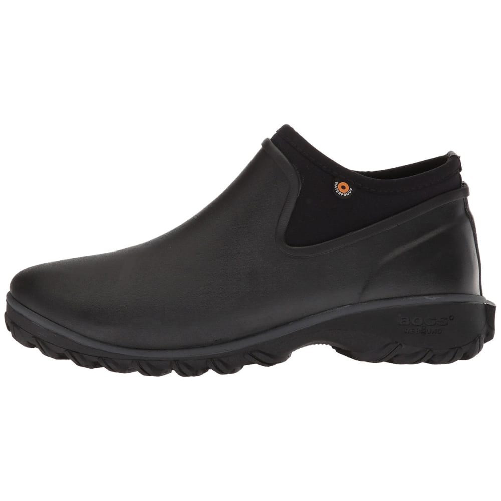 37412f3c9abb6 BOGS Women's Sauvie Chelsea Waterproof Insulated Storm Shoes - BLACK-001
